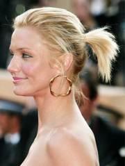 ponytail styles short hair