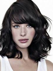 short medium length haircuts
