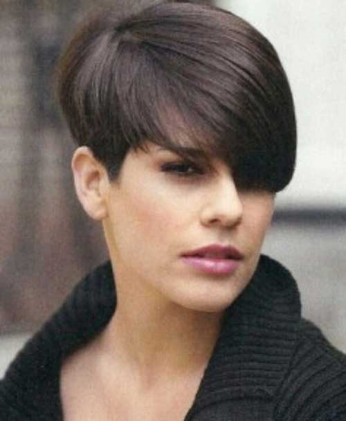 Wedge Hairstyles For Short Hair Short Hairstyles 2016 2017