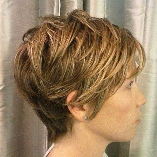 20 Textured Short Haircuts  Short Hairstyles 2017  2018  Most Popular Short Hairstyles for 2017