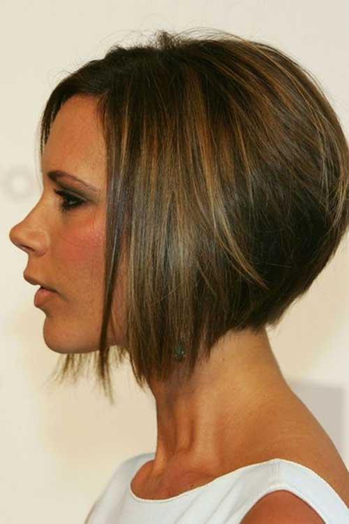 Best Victoria Beckham Bob Hairstyles Short Hairstyles 2016
