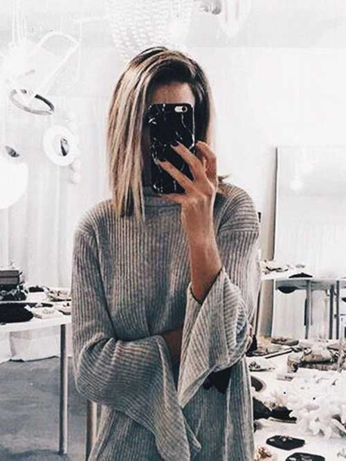 15 Short Haircuts for Thin Straight Hair  Short Hairstyles 2017  2018  Most Popular Short