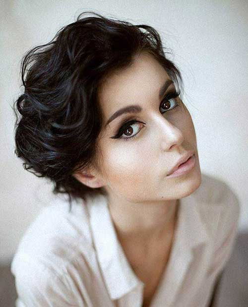 30 Best Wavy Short Hair  Short Hairstyles 2018  2019  Most Popular Short Hairstyles for 2019