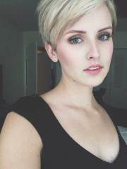 long pixie cut short