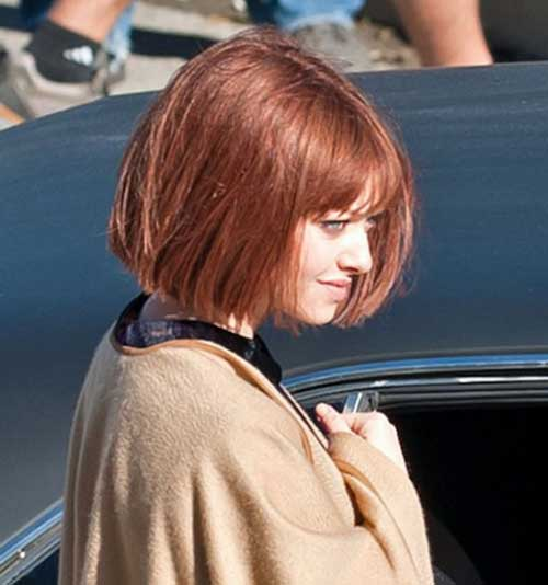 20 Chic Bob Hairstyles With Bangs Short Hairstyles 2017