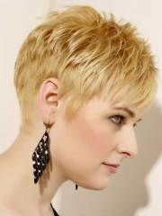 popular layered short haircuts
