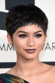 chic celebrity short hairstyles