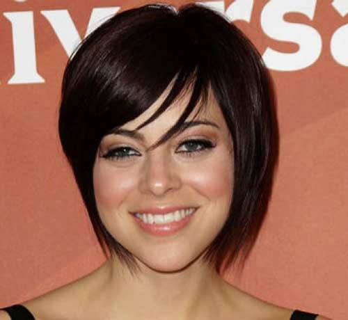 20 Best Angled Bob Hairstyles Short Hairstyles 2017
