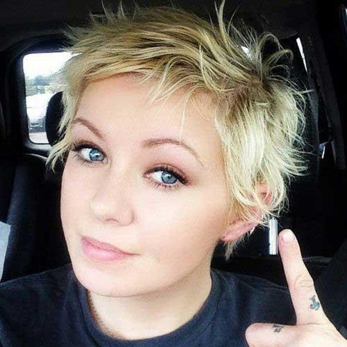 25 Short Hairstyles For Fine Hair Ct Hair Nail Design Ideas