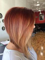 inverted bob hairstyles short