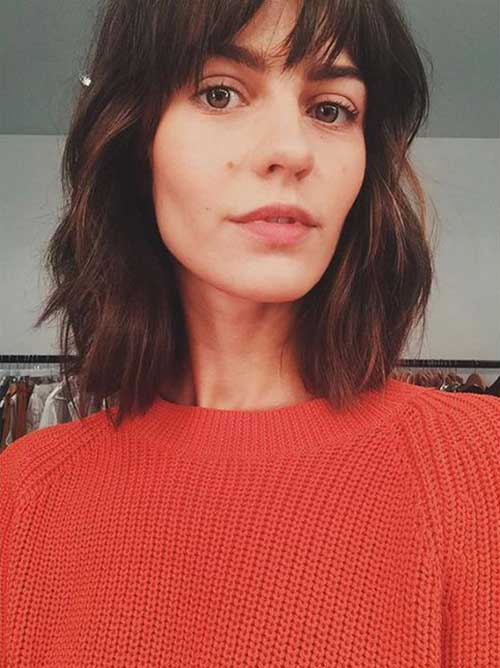 15 French Bob Haircut  Short Hairstyles 2018  2019  Most Popular Short Hairstyles for 2019
