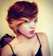 black girl short bob hairstyles
