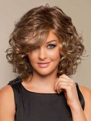 curly short hairstyles 2014 - 2015