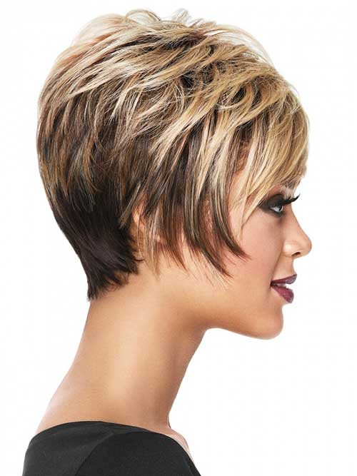 25 Cool Short Haircuts For Women Short Hairstyles 2016 2017