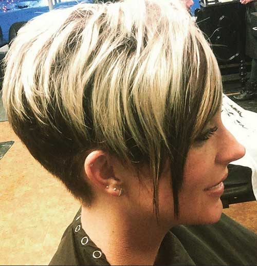 25 Cool Short Haircuts For Women Short Hairstyles 2017