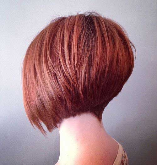 Image Result For Short Aline Haircut