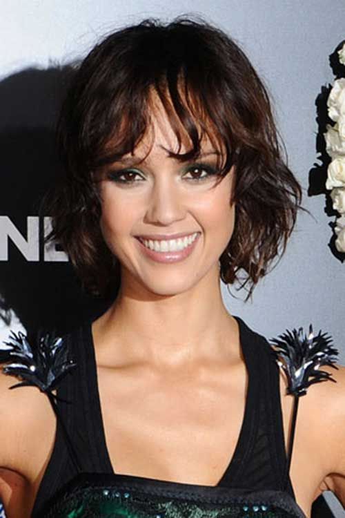 20 Best Dark Bob Hairstyles