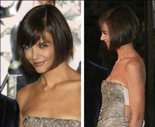 18 Sleek Katie Holmes Bob Haircuts