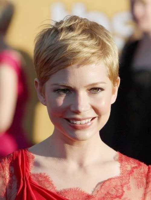 15 Super Michelle Williams Pixie Haircuts Short Hairstyles 2016