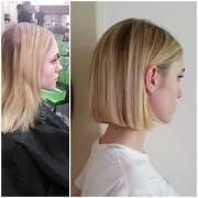 short haircuts fine straight