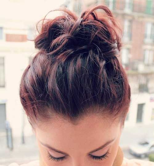 15 Hairstyles For Short Hair Girls Short Hairstyles 2017