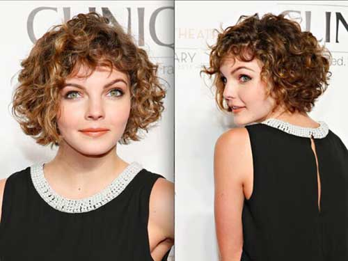 15 beloved short haircuts for women with round faces crazyforus short haircuts for women with round faces winobraniefo Choice Image