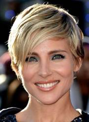 pixie hairstyles short