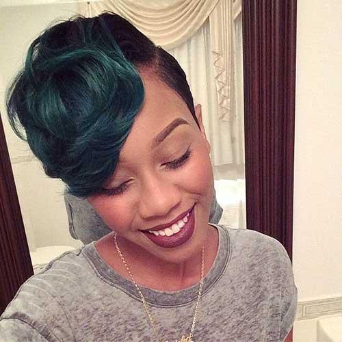 20 Pixie Cut For Black Women