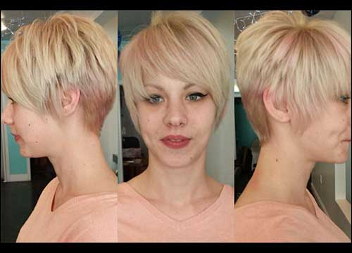 Low maintenance short haircuts for straight hair the best haircut 2017 collections of low maintenance short haircuts cute hairstyles winobraniefo Images