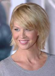 popular celebrity short hair