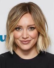latest celebrity bob hairstyles