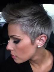 short cropped hair ideas