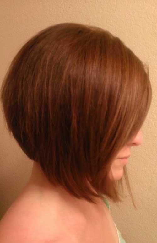 15 Stacked Bob Haircuts