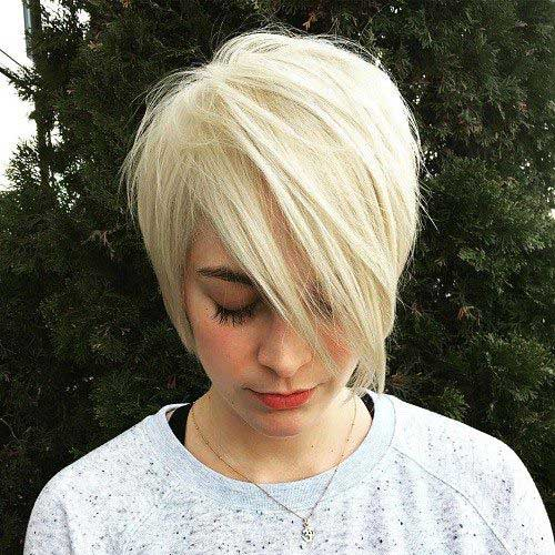 Short Hairstyles for Straight Fine Hair  Short Hairstyles 2017  2018  Most Popular Short