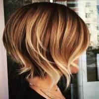 Highlights for Short Hair | Short Hairstyles 2017 - 2018 ...