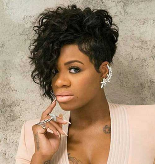 20 Short Curly Hairstyles For Black Women Short Hairstyles 2016