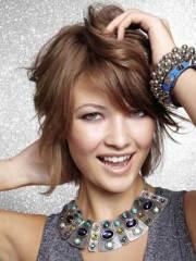 short textured hair styles