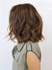 bob hairstyles thick wavy