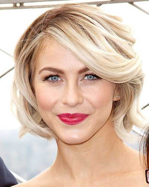 15 Best Julianne Hough Bob Haircut Short Hairstyles 2016 2017