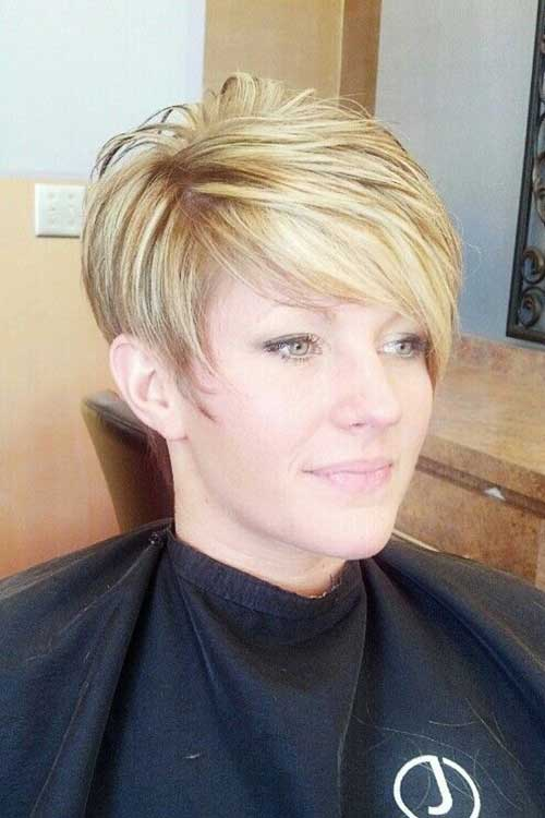 15 Pixie Hairstyles For Over 50