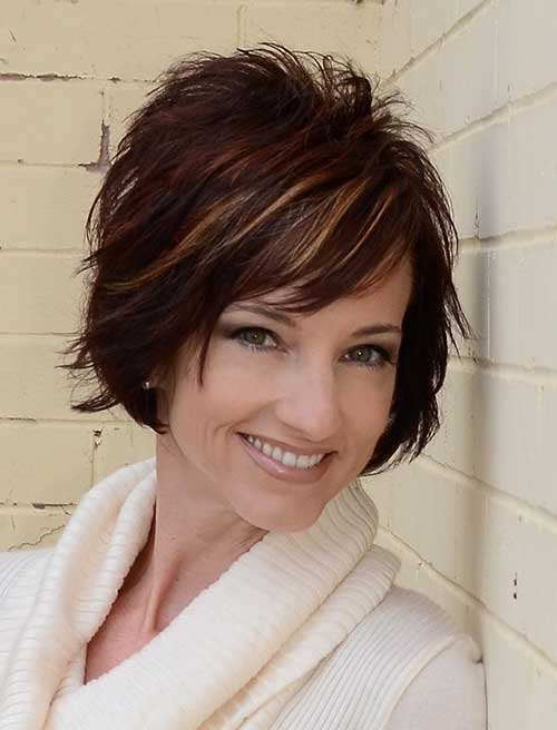 20 Short Hair For Women Over 40 Short Hairstyles 2016 2017