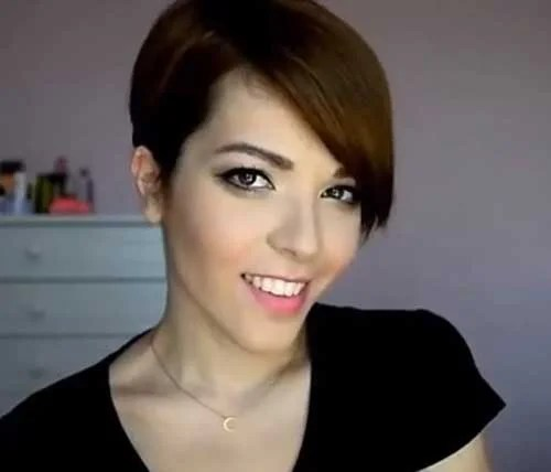 Really Cool Asymmetrical Pixie Cut Pics Short Hairstyles