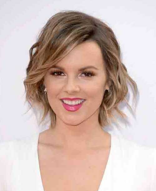 20 Lovely Short Hairstyle Ideas - crazyforus