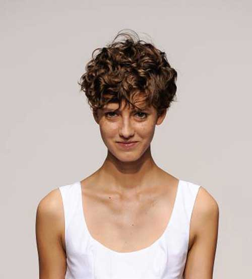 Short Curly Hair Pics to Help You Create a New Look  Short Hairstyles 2017  2018  Most