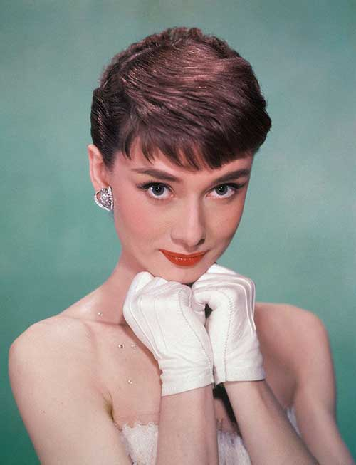 10 Audrey Hepburn Pixie Cuts Short Hairstyles 2016 2017