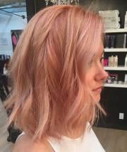 bob hair color ideas short
