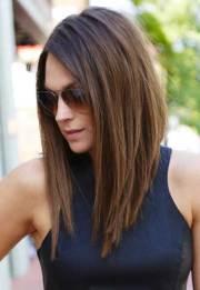 popular brunette bob hairstyles