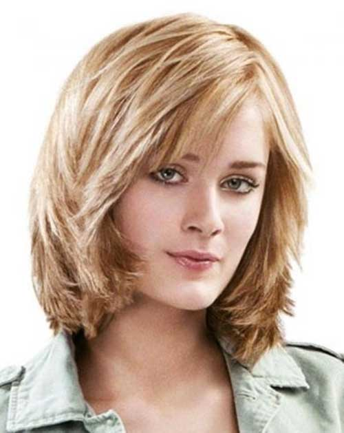15 Cute Hairstyles For Short Layered Hair Short Hairstyles 2016