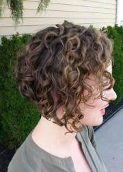 30 Inverted Stacked Hairstyles Short Curly Hair Hairstyles Ideas