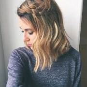 long bob hair short hairstyles
